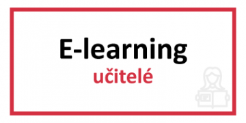 E-learning učitelé