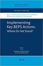 Implementing key BEPS actions : where do we stand?