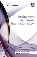 Employment and private international law