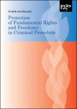 Protection of fundamental rights and freedoms in criminal procedure