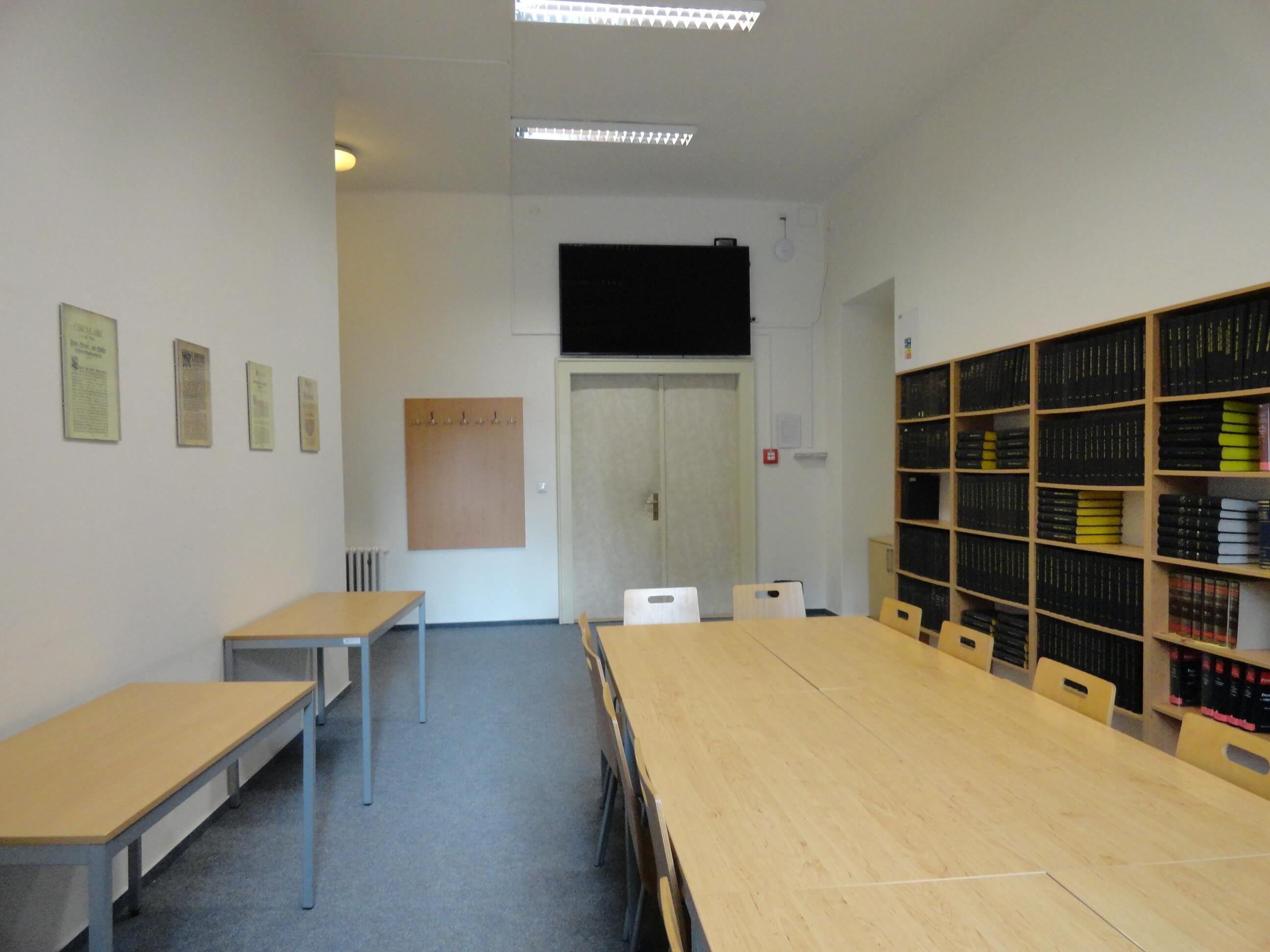 Team study room